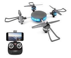 <b>Радиоуправляемый квадрокоптер HJ Toys</b> Lily mini (WiFi 480P ...