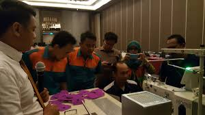 11th march 2016 one of brothersindo branch office in tangerang held an event which is shoes automation private exhibition and seminar at the mercure alam branch office shoe