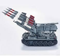 "<b>XingBao</b> ""<b>Ракетная</b> установка SA-4 GANEF (1469 деталей) - XB ..."