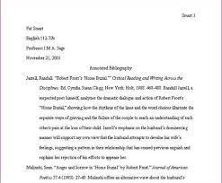 how to write a bibliography page for an essay Bienvenidos