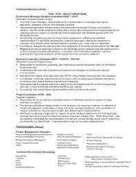 implementation manager resumes   fomsa resume one size fits alljob resume sample implementation manager