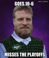 20 Best Memes of the New York Jets Losing a Playoff Spot to the ... via Relatably.com