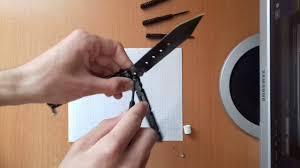 Раскручиваются болты на балисонге (<b>нож</b>-<b>бабочка</b>) РЕШЕНИЕ ...