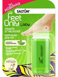 Защита от мозолей, <b>Salton</b>-Feet Comfort, <b>Карандаш</b> ДЛЯ <b>НОГ</b> ...