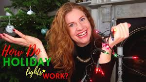 How do <b>fairy lights</b> work!? Yey <b>christmas</b> lights! - YouTube
