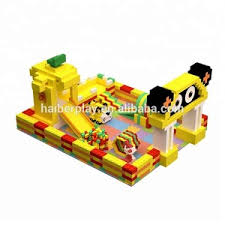 <b>2019 hot</b> sale indoor playground <b>building blocks</b> for | TradeWheel