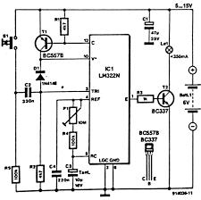 auto power off for audio equipment circuit diagram on simple circuit schematic power