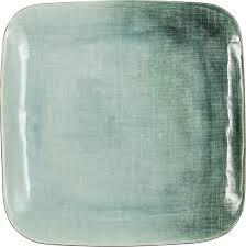 <b>Тарелка Julia Vysotskaya</b> Canvas, <b>обеденная</b>, квадратная ...