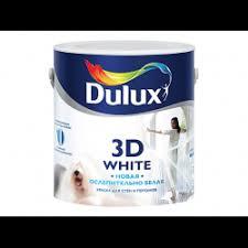 Отзывы о <b>Краска в/д Dulux</b> 3D White BW матовая
