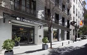 <b>DoubleTree</b> by Hilton Madrid - Prado in Spain - Room Deals, <b>Photos</b> ...