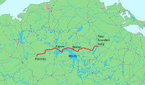 ferrovia Parchim-Neubrandenburg