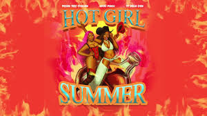 Megan Thee Stallion - Hot <b>Girl Summer</b> ft. Nicki Minaj & Ty Dolla $ign