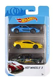 Buy <b>Hot Wheels Mattel</b> (3 Pack) Design May Vary Online at Low ...