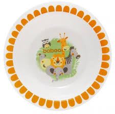 <b>Тарелка Baboo Safari</b>, глубокая, 6+ - купить в интернет магазине ...