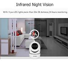 INQMEGA 1080P <b>Cloud Wireless</b> IP Camera Intelligent <b>Auto</b> ...