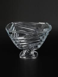Фруктовница на ножке 33 см <b>Bohemia Crystal</b> 7949747 в ...