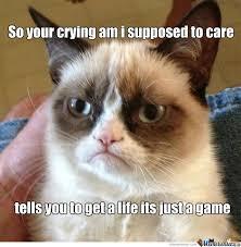 Hateful Cat by toby1turner - Meme Center via Relatably.com