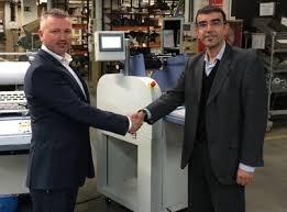 Binding Store appointed distributor for <b>Tauler</b> laminators | Digital ...