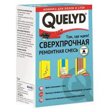<b>Quelyd Сверхпрочная ремонтная смесь</b> | Быстрый ремонт ...