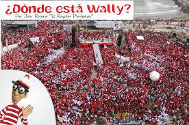 Resultado de imagen de dónde está wally