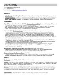 post producer resume production assistant resume sample slideshare