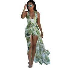 Compre 2016 Tamanho De <b>Verão</b> Dress For <b>Women</b> Bohemian ...