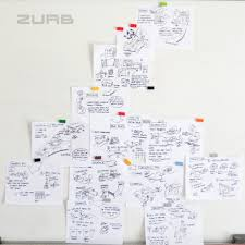 the dreadful mission statement zurb blog a whiteboard capture of a mission statement brainstorm session click on the image to see a full size image