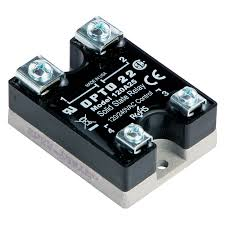 120A25 - 120 VAC, 25 Amp, AC Control Solid State Relay ... - Opto22