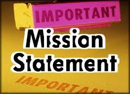 my values amp priorities  mavarine abigail du marie my mission statement