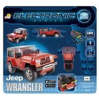 Электромеханический <b>конструктор Cobi</b> Electronic 21920 Джип ...