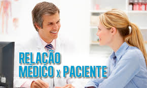 Resultado de imagem para imagem medico e paciente