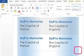 card microsoft word index card template microsoft word index card template medium size