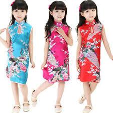 <b>Girls Chinese Dress</b> for sale | eBay