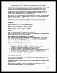 resume job accomplishments examples sample customer service resume resume job accomplishments examples how to write a great resume for a job tips examples resume
