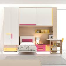 compact kids room furntiure set contemporary design bespoke furniture space saving furniture wooden