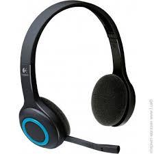 <b>Наушники LOGITECH</b> Wireless Headset <b>H600</b> (<b>981-000342</b>)