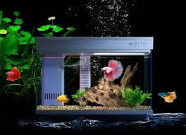 Xiaomi's automatic feeding fish tank: say goodbye three days ...