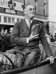 「President Franklin Roosevelt was diagnosed with polio in 1921 at the age of 39」の画像検索結果