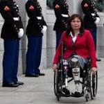 Tammy Duckworth set to be first Senator to have baby in office