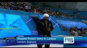 Shaune Fraser pulls out of final event - Cayman 27