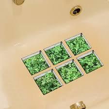 LXPAGTZ <b>3D creative bath</b> durable stain-resistant high temperature ...