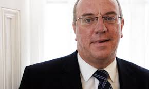 David Nicholson, the NHS's chief executive, suggested that the government's reorganisation was 'visible from space'. Photograph: Martin Godwin - David-Nicholson-the-NHSs--008