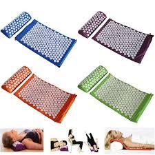 Pain <b>Relief</b> Acupuncture <b>Massager Cushion</b> Shakti Acupressure ...