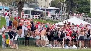 Australia Covid: Sydney <b>Christmas beach party</b> sparks 'backpacker ...