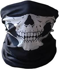 Hats & Headwear Newest <b>Bicycle Ski Skull</b> Half Face <b>Mask</b> Ghost ...