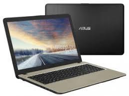 Купить <b>ASUS X540NA</b>-<b>GQ063 90NB0HG1</b>-<b>M04460</b> Black (Intel ...