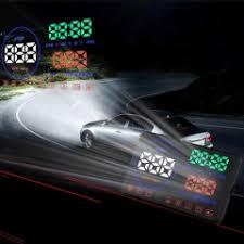 <b>Geyiren</b> M9 HUD <b>5.5</b> inch Car Head Up Display with <b>OBDII</b> ...