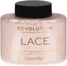 <b>Makeup Revolution Рассыпчатая пудра</b> Baking <b>Powder</b>, Lace, 32 г ...