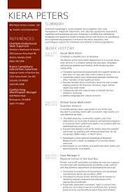 social work intern resume samples social worker resume template