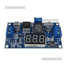 <b>LM2596 DC</b>-<b>DC ADJUSTABLE</b> STEP-DOWN CONVERTER WITH ...